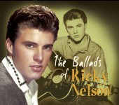 CD - Ricky Nelson - The Ballads Of Ricky Nelson