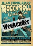Walldorf R'n'R Weekender Ticket 2019