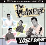 CD - Planets - Lively Days