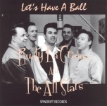 CD - Rudy La Crioux & The All Stars - Let's Have A Ball