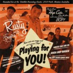 CD - Rusty and The Dragstrip Trio ? Playing For You