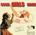 CD - VA - Rock Girls Rock