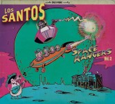 CD - Los Santos - Space Rangers Vol. 2
