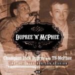 CD - Champion Jack Dupree & TS Mc Phee - Dupree n McPhee The 1967 Blue Horizon Session