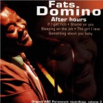 CD - Fats Domino - After Hours