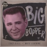 Single - Big Bopper - Crazy Love / White Lightning