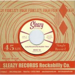 Single - Lucky Marcell & The Ramblin' Three - Movin' On