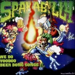 CD - Spamabilly Borguetti - We Do Voodoo Beer