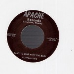 Single - Clifford King - Want To Jump With You Baby , Chicken Shack Boogie