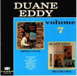 CD - Duane Eddy - Vol. 7