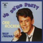 LP - Billy Sanders - Ja So 'Ne Party