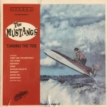 CD - Mustangs - Turning The Tide