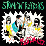 Single - Stompin Riff Raffs - Phantom Rock