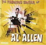 CD - Al Allen - Fabulous Guitar of