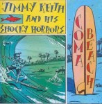 CD - Jimmy Keith & His Shocky Horrors - Coma Beach