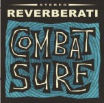 CD - Reverberati - Combat Surf