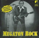 CD - VA - Megaton Rock