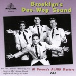 CD - VA - Brooklyn's Doo Wop Sound - Aljon Masters Vol. 3