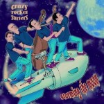 CD - Crazy Rocket Surfers - Storming The Moon