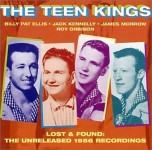 CD - Teen Kings - Lost & Found - The Unreleased 1956 Recordings