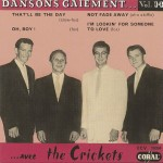 Single - Buddy Holly and the Crickets - Dansons Gaiement Vol. 14