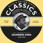 CD - Saunders King - 1948 - 1954 The chronological classics