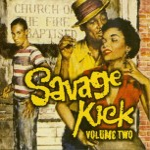 CD - VA - Savage Kicks Vol. 2