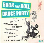 CD - VA - Rock and Roll Dance Party Vol. 2