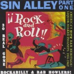 CD - VA - Sin Alley Part One