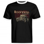 Ringer-Shirt - Walldorf Weekender Astoria-Hall, Schwarz