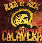 CD - Calavera - Plaga De Rock
