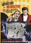 DVD - Johnny Legend Presents - Groucho! James Dean! and Marilyn!