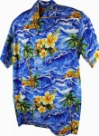 Hawaii - Shirt - Panama Blue