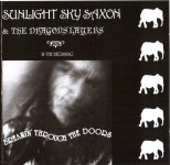 CD - Sunlight Sky saxon - Breakin Through The Door