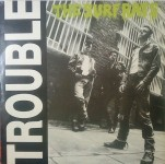 CD - Surf Rats - Trouble