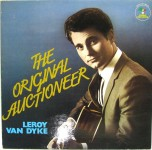 LP - Leroy Van Dyke - The Original Auctioneer