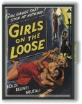 Zigarettenetui - Girls on the Loose Vintage Pulp