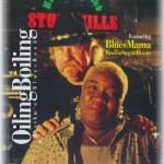 CD - Oiling Boiling Rhythm 'N' Blues Band - Featuring Blues Mama Brown Sugar Dixon