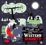CD - Western Spaghetti - Luky Linetti Presents