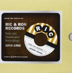 Single-Box - VA - From The Vaults Of Ric & Ron Records-Rare And Unreleased