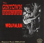 CD - Gintown Boozers - Wolfman