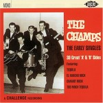 CD - Champs - Early Singles