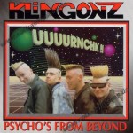 CD - Klingonz - Psycho?s From Beyond