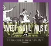 CD - VA - Sweet Soul Music - 1969