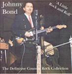 CD - Johnny Bond - The Little Rock&Roll