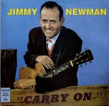 LP - Jimmy C. Newman - Carry on