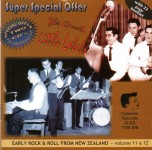 CD-2 - VA - Early New Zealand Rockers Vol. 11 and 12