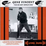 10inch - Gene Vincent - The Be-Bop-Boogie Boy