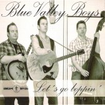 CD - Blue Valley Boys - Let's Go Boppin'