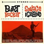 CD - Burt Rocket - Savage Iceland